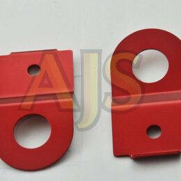 Аксессуары для радиаторов - крепеж радиатора Subaru 08-14 (GR-GE) Mishimoto style красный, 0