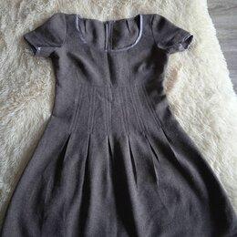 Платья - Теплое платье, 0