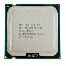 Процессоры (CPU) - Процессор intel core 2 quad q9550 yorkfield, 0