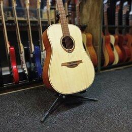 Акустические и классические гитары - Акустическая гитара массив ели, 0
