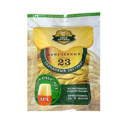 Ингредиенты для приготовления напитков - Экстракт солодовый СВОЯ КРУЖКА ИПА (India Pale Ale), 0