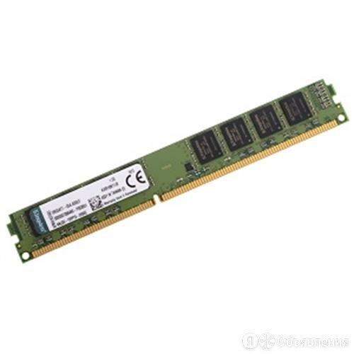 Kingston Модуль памяти DIMM DDR3L 8192Mb, 1600Mhz, Kingston #KVR16LN11/8 (OEM) по цене 3246₽ - Модули памяти, фото 0