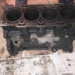 Двигатель и топливная система  - Блок цилиндров  двс d4ae, турбина и насос, 0