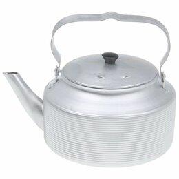"""Заварочные чайники - ЭРГ-AL Чайник 3 л """"Травленный"""", 0"""