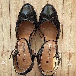 Туфли - Летние туфли на каблучке 35 размер, 0