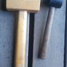 Наборы садовых инструментов - Киянки дерево орех  Ссср, 0