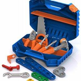 Детские наборы инструментов - Набор инструментов с конструктором, 0