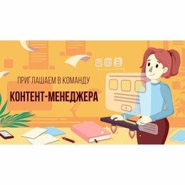 Менеджеры - Требуется контент-менеджер для интернет-магазина, 0