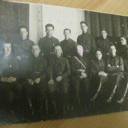 Фотографии, письма и фотоальбомы - Фотография НКВД?.  , 0