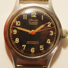Наручные часы - Швейцарские винтажные мужские часы ONSA, 0