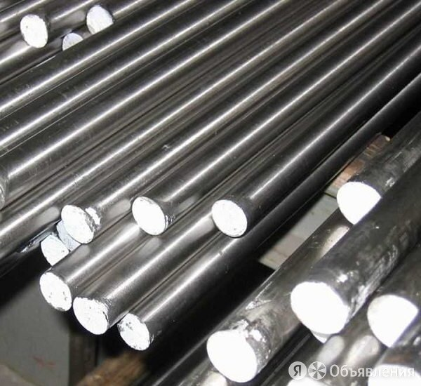 Пруток нержавеющий 14 мм 12Х18Н10Т ГОСТ 2590-2006 по цене 181₽ - Металлопрокат, фото 0