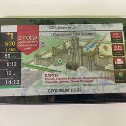 GPS-навигаторы - GPS навигатор Prestigio GeoVision Tour 7795, 0