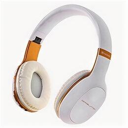 Наушники и Bluetooth-гарнитуры - Гарнитура беспроводная, полноразмерная, Орбита OT-HP01, Bluetooth, TF, aux, f..., 0