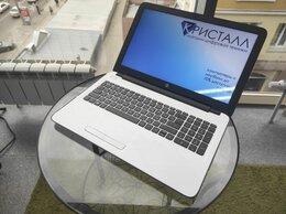 Ноутбуки - Белоснежный HP - Core i5 5200u/6Gb/SSD/500Gb, 0