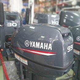 Моторные лодки и катера - Yamaha 9.9 сил Б/У лодочный мотор, 0