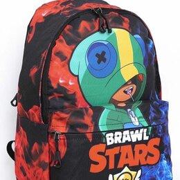 Рюкзаки, ранцы, сумки - Рюкзак brawl stars нита, 0
