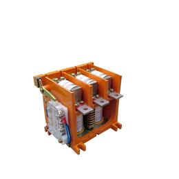 Пускатели, контакторы и аксессуары - Контактор вакуумный 125А 3р 220В, 0