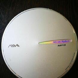 Цифровые плееры - Компактный CD-MP3 плеер AIWA XP-ZV10, 0
