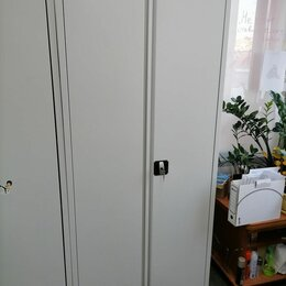 Шкафы для документов - Шкаф металлический архивный , 0