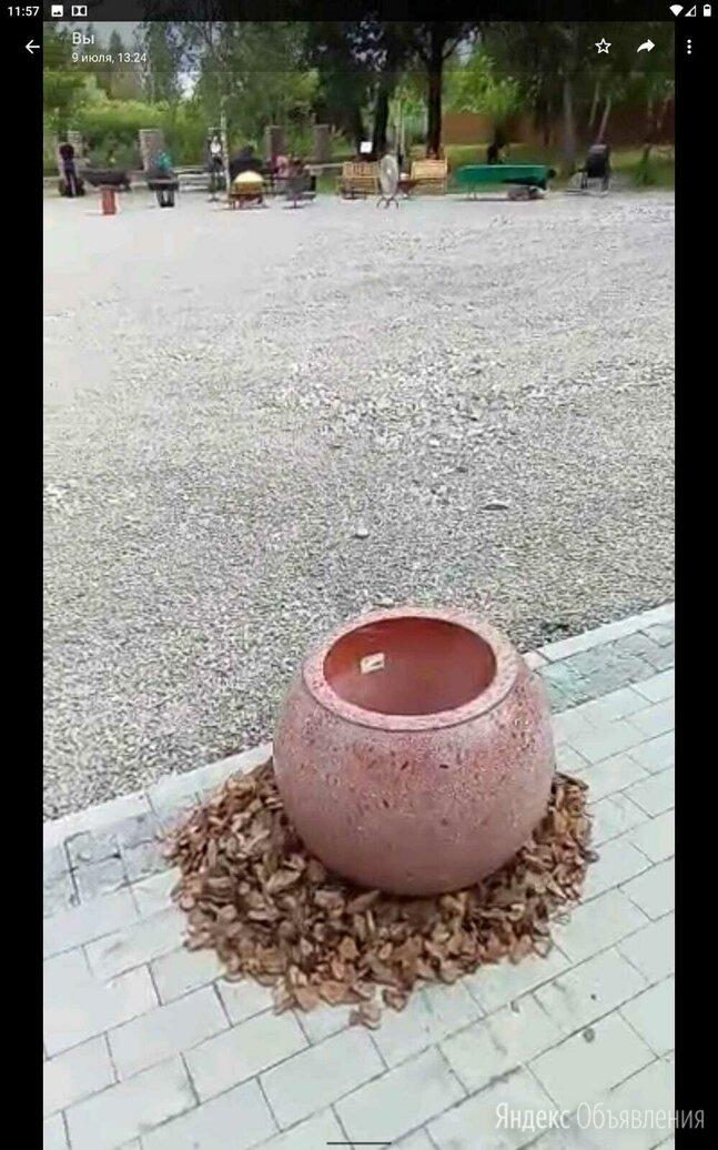 Природный камень вазоны по цене 11100₽ - Садовые фигуры и цветочницы, фото 0