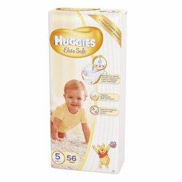Подгузники - HUGGIES Elite Soft Подгузники 5 12-22 кг, 0