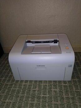Принтеры и МФУ - Принтер лазерный Samsung ML-2015 б-у мало., 0