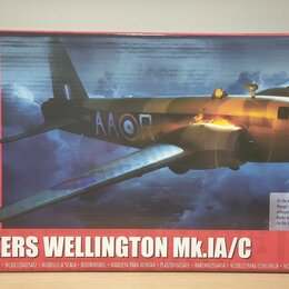 Сборные модели - Vickers Wellington Mk.IA/C 1/72 Airfix A08019, 0