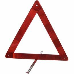 Предупредительные наклейки и таблички - Компактный знак аварийной остановки SKYWAY э002, 0