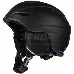 Спортивная защита - Шлем горнолыжный Los Raketos Armata Hexachrome Black (x2), 0