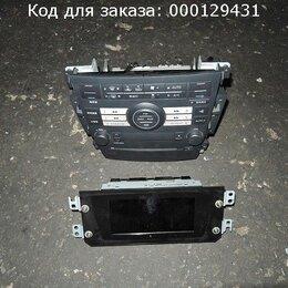Музыкальные центры,  магнитофоны, магнитолы - Магнитофон на Nissan Teana TNJ31, 0