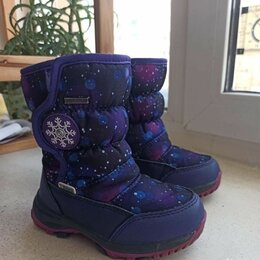 Ботинки - Зимние ботинки р 25, 0