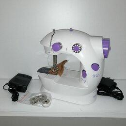 Швейные машины - Мини швейная машинка SM-202A, 0