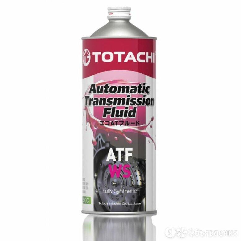 Трансмиссионное масло Totachi ATF WS по цене 696₽ - Трансмиссия , фото 0