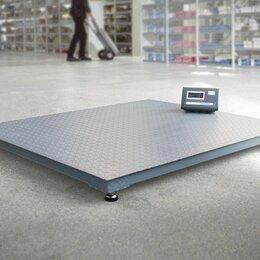 Весы - Платформенные весы 1000, 1200x1200, 0