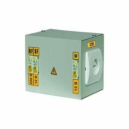 Блоки питания - Трансформатор напряжения ЯТП 0,25 220/24В IP30, 0