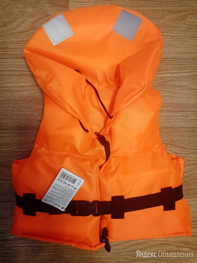 Спасательный жилет детский по цене 800₽ - Аксессуары для плавания, фото 0