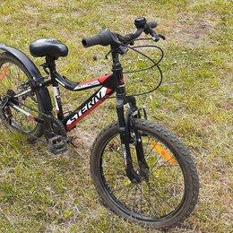 Велосипеды - Велосипед 6 скоростной. Детский 6-9лет, в хорошем состоянии.., 0