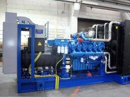 Электрогенераторы - Газовая электростанция 1000 кВт, 0