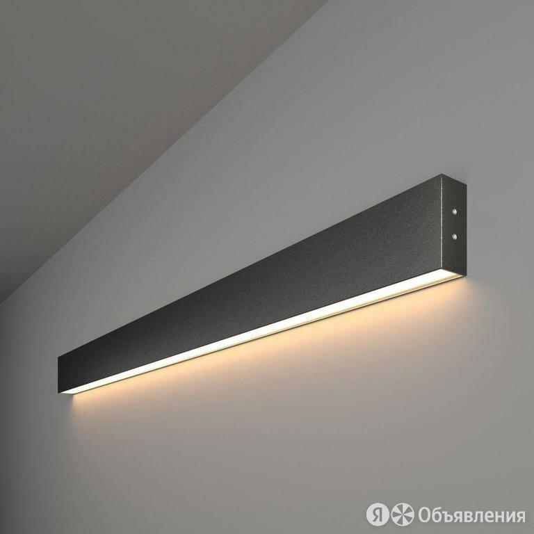 Настенный светодиодный светильник Elektrostandard LSG-02-1-8x103-3000-MSh 4 по цене 10200₽ - Встраиваемые светильники, фото 0