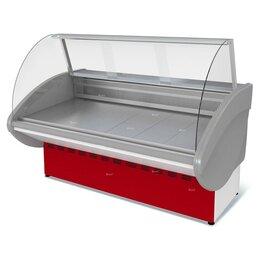 Холодильные витрины - Холодильная витрина мхм илеть вхс 1.8, 0