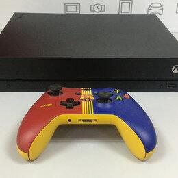 Игры для приставок и ПК - Приставка Xbox One X 1 ТБ, 0