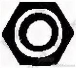 Гайка Выпускной Системы Peugeot/Renault/Opel/Vag M8x1.25 Bosal арт. 258-008 по цене 9₽ - Подвеска и рулевое управление , фото 0