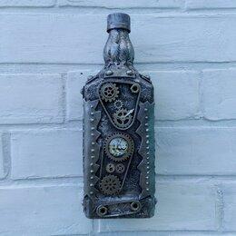 Бутылки - Бутылка стимпанк , 0