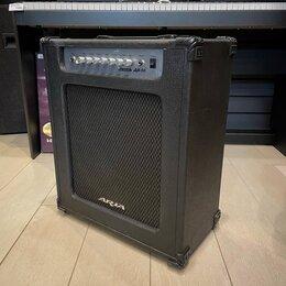 Гитарное усиление - Комбоусилитель басовый ARIA AB50, 0
