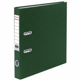 Лабораторное и испытательное оборудование - Регистратор  50мм  РР  Brauberg, зеленый, собранный (25), 0