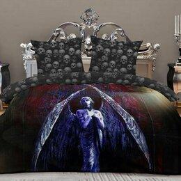 Постельное белье - Комплект постельного белья Готика 1,5 - спальный полиэстер А017, 0