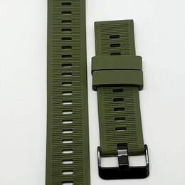 Ремешки для умных часов - Garmin силиконовый ремешок для Garmin instinct 22mm, 0