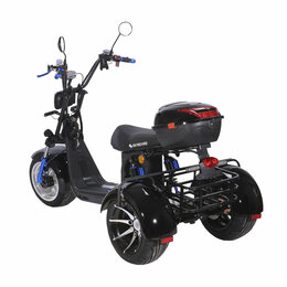 Мото- и электротранспорт - Электроскутер skyboard trike br60-3000 pro fast, 0