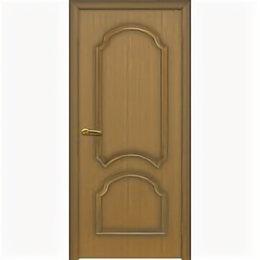 Межкомнатные двери - Дверь Matadoor Аврора орех глухое, 0