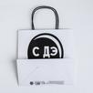 Пакет подарочный «С Дэ Рэ», 22 × 22 × 11 см по цене 80₽ - Подарочные наборы, фото 2
